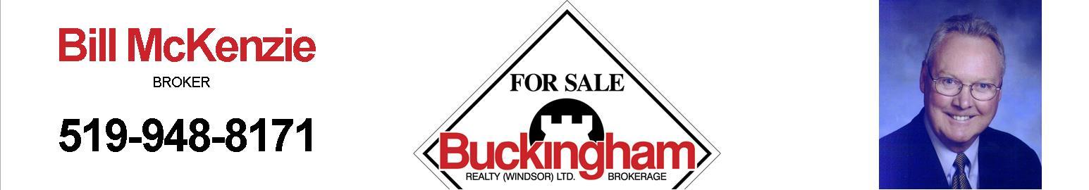 Bill McKenzie, Buckingham Realty
